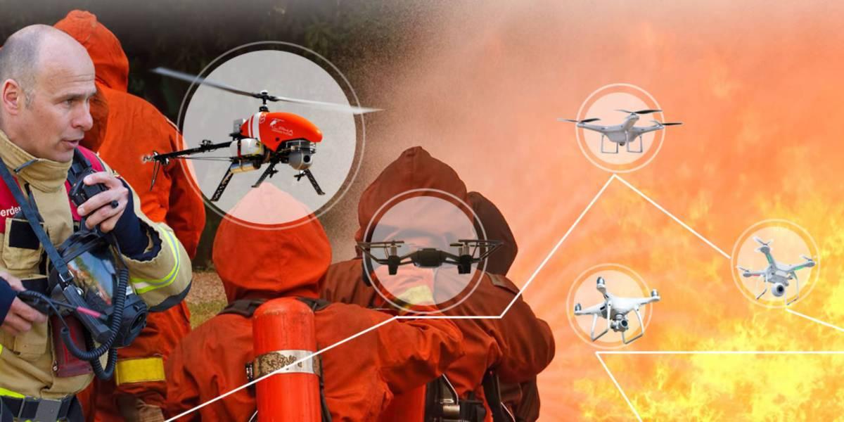 public first responders drones