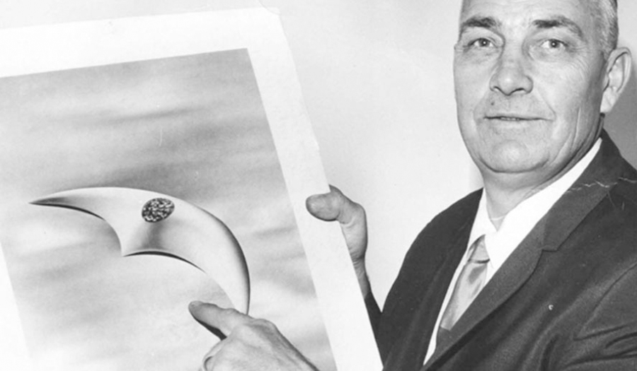 Kenneth Arnold; The man who may have started UFO culture