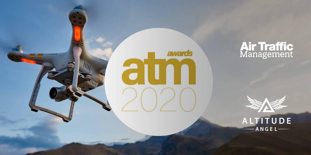 Altitude Angel ATM Magazine awards