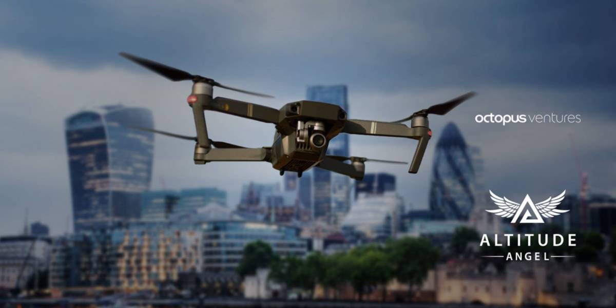 Altitude Angel Drone super-highways