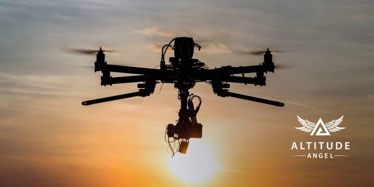 Altitude Angel 'future flight' drones