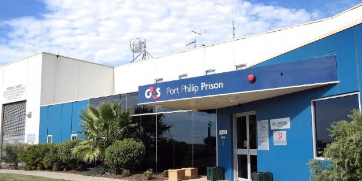 Australian prison drone drug drop