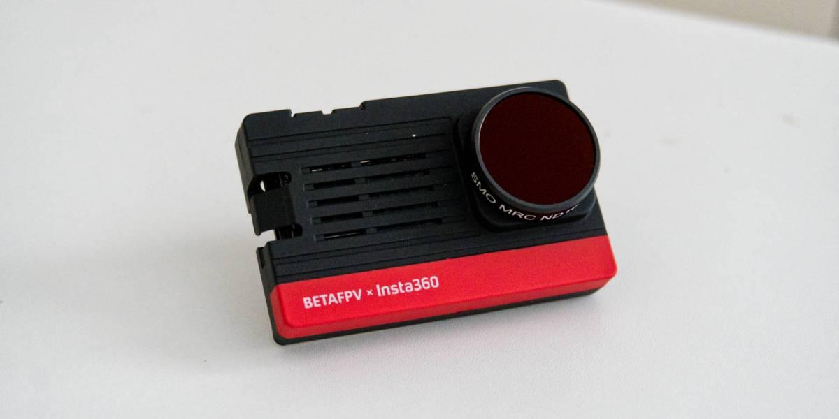 BETAFPV Insta360's SMO 4K camera