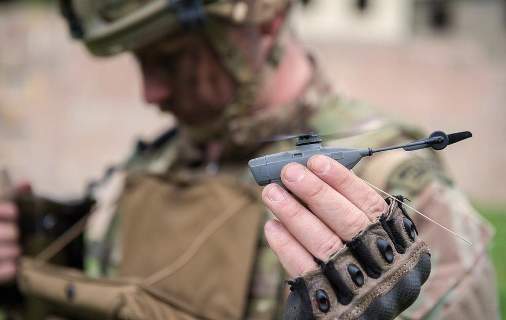 British army buys very pricey drones