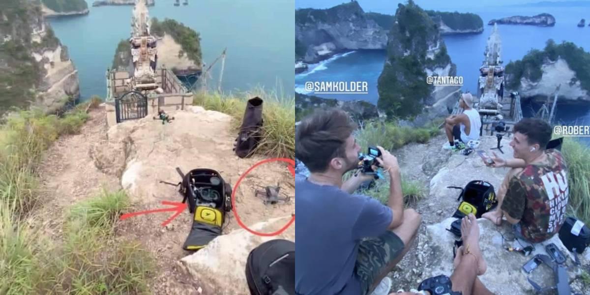 DJI FPV drone content creators