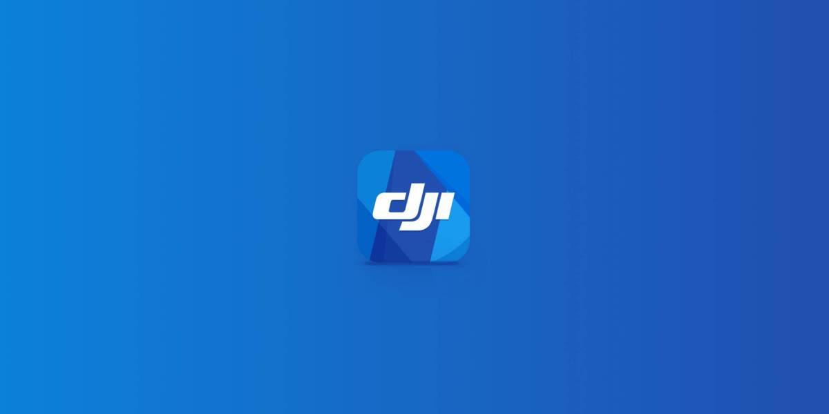 DJI GO 4 local data