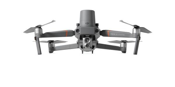 DJI drone hair dryer