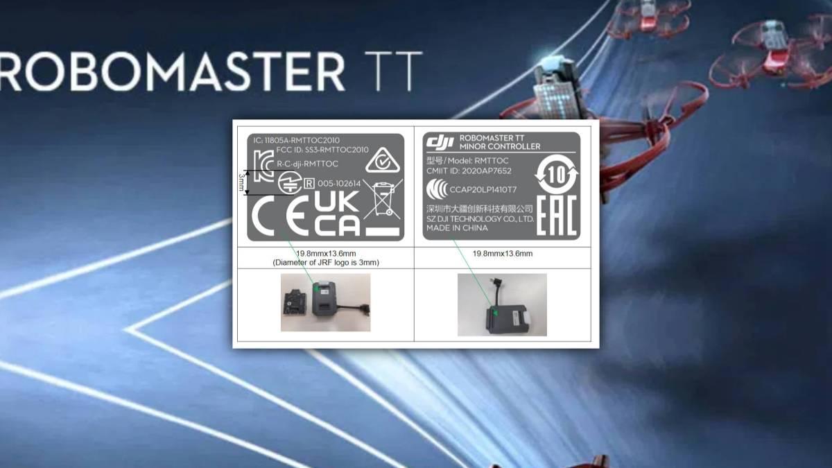 DJI's RoboMaster TT launch U.S.