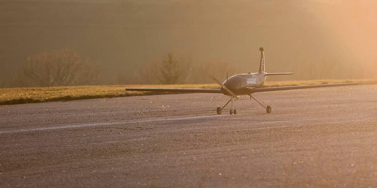 Dronamics European drone hubs