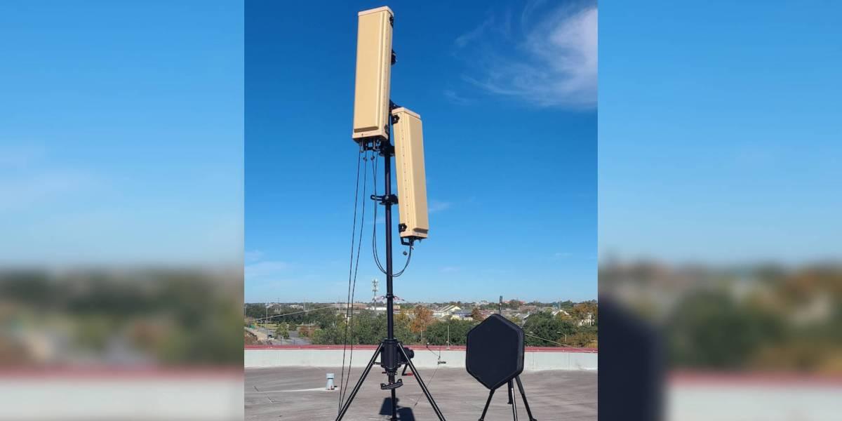 DroneShield Squarehead counter-drone