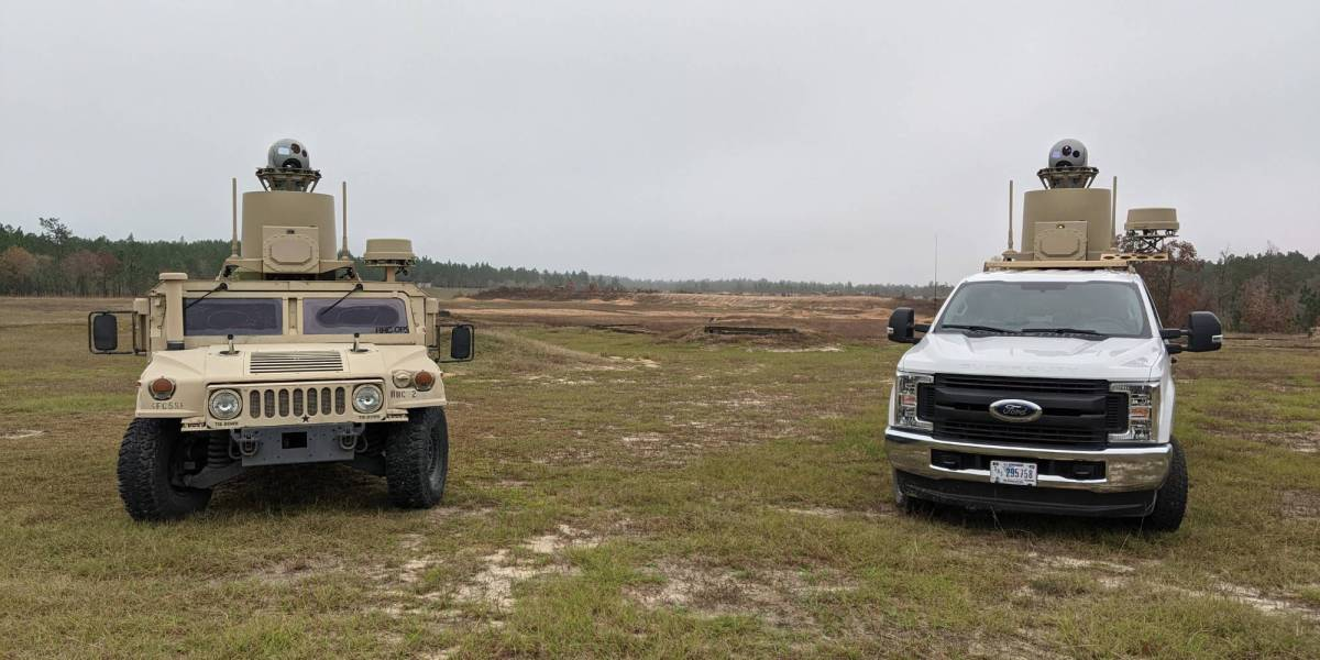 ELTA counter-drone U.S. DOD DHS