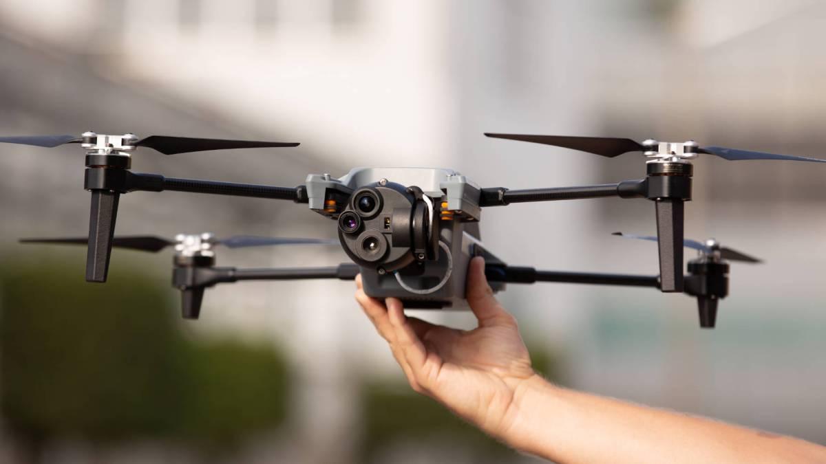 FLIR Systems drone Altavian