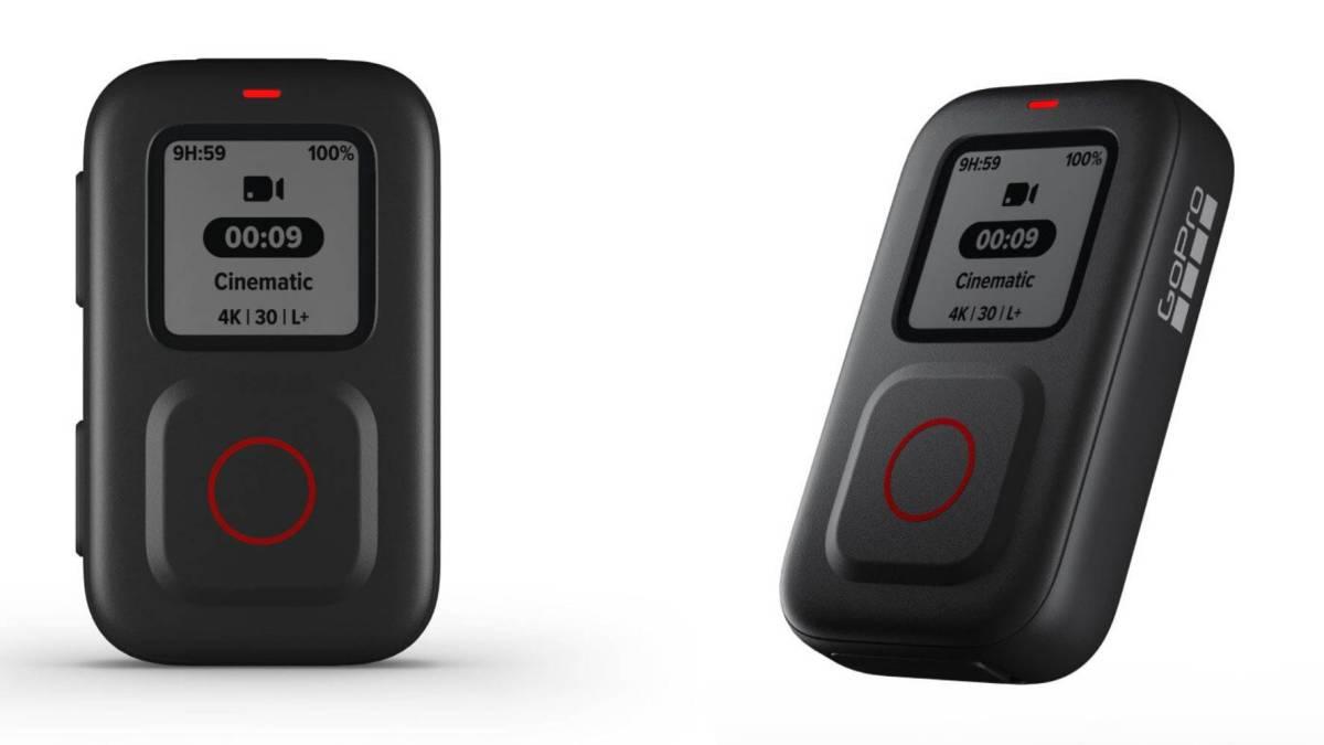 GoPro's new camera remote GoPro