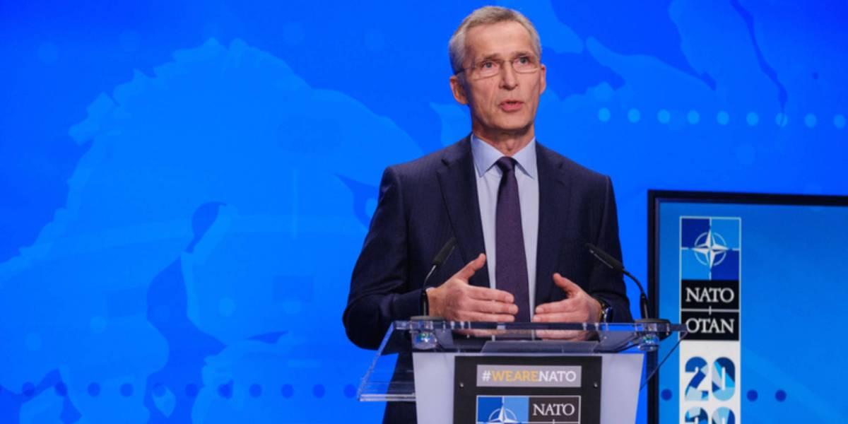 NATO Secretary-General armed drones