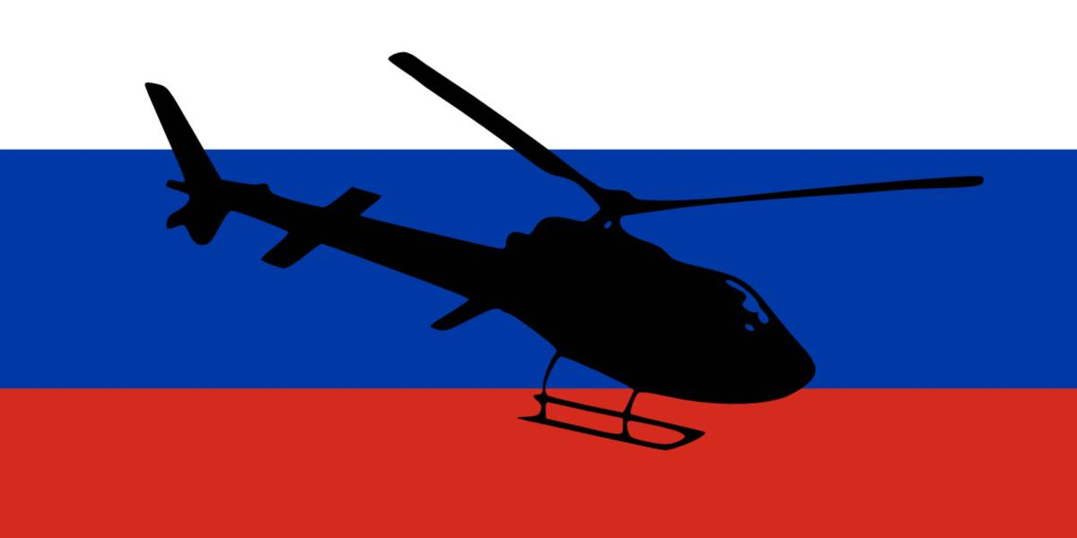 Russia developing destroying helicopter drone