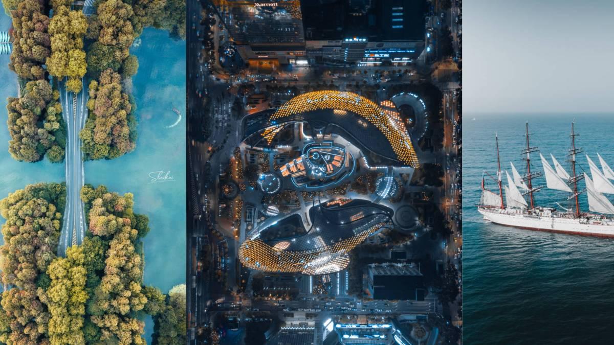 SkyPixel DJI aerial photo contest