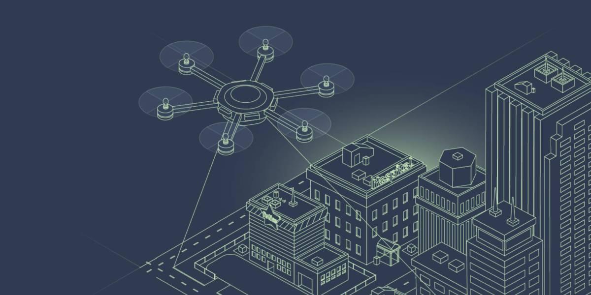 Skyfire drone first responder program