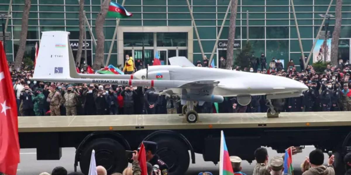 UK fleet drones conflict