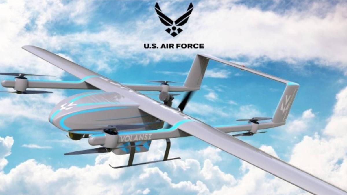 Volansi U.S. Air Force Skyborg