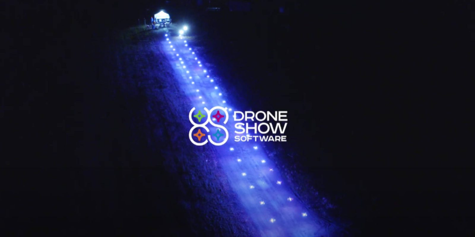Winner of the inaugural Drone Show Choreography Competition - DroneDJ