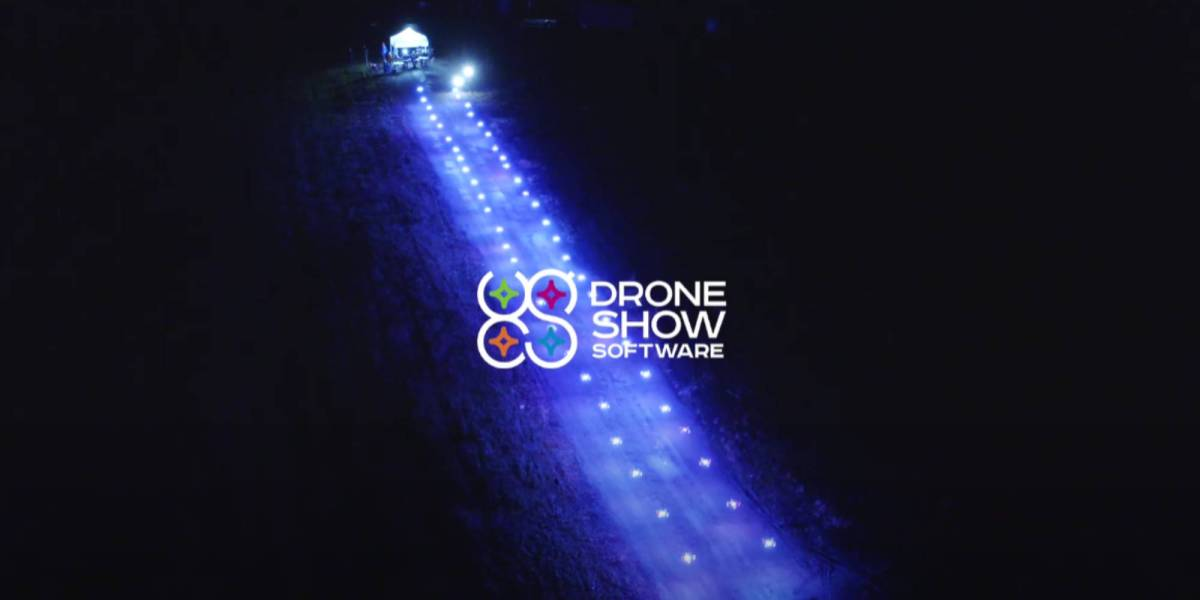 Winner Drone Show Choreography Competition