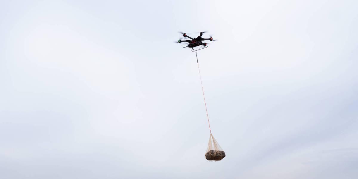 ZM Interactive xFold drones