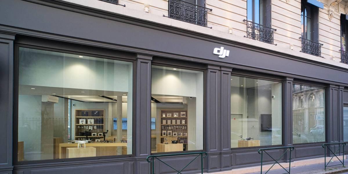 drone DJI store Lyon France
