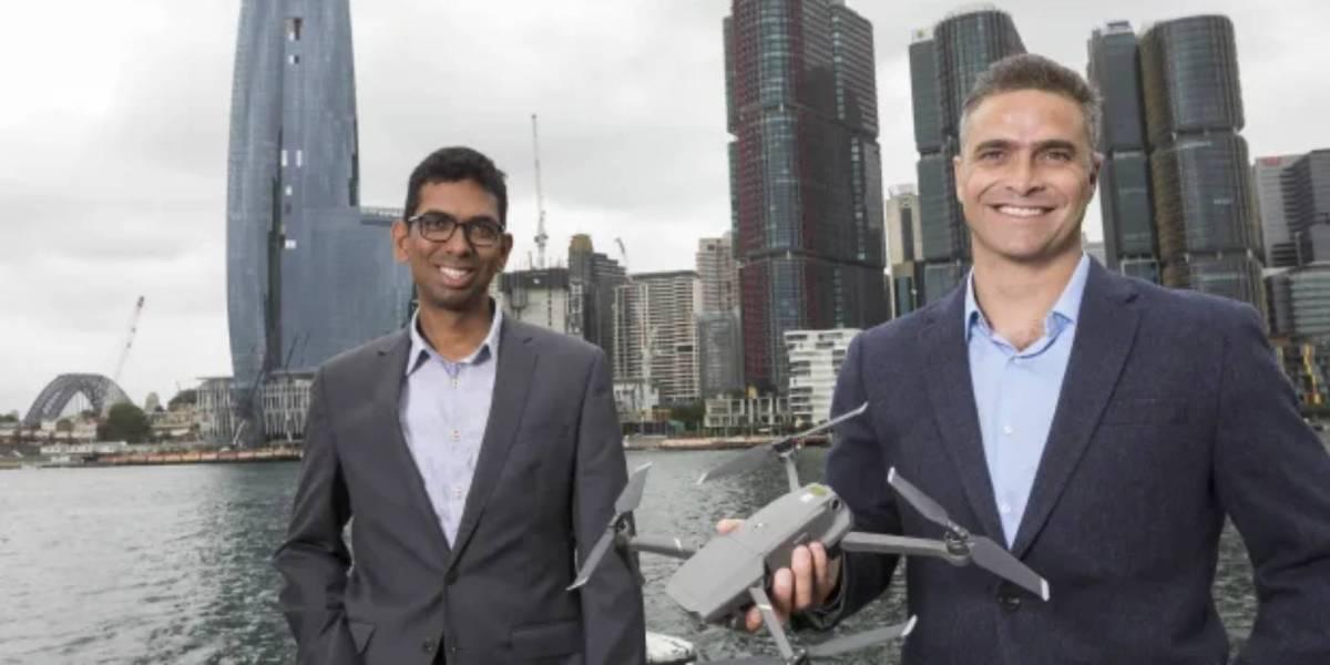 Aussie drone startup Aerologix funding