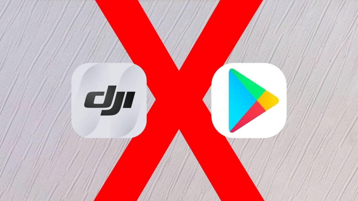 DJI Fly app website