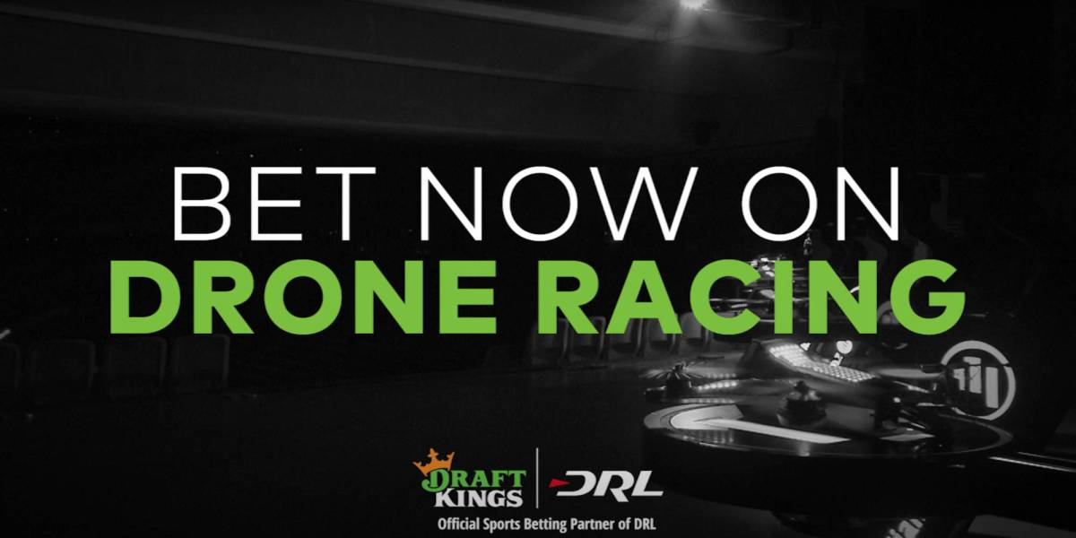 Drone Racing League DraftKings