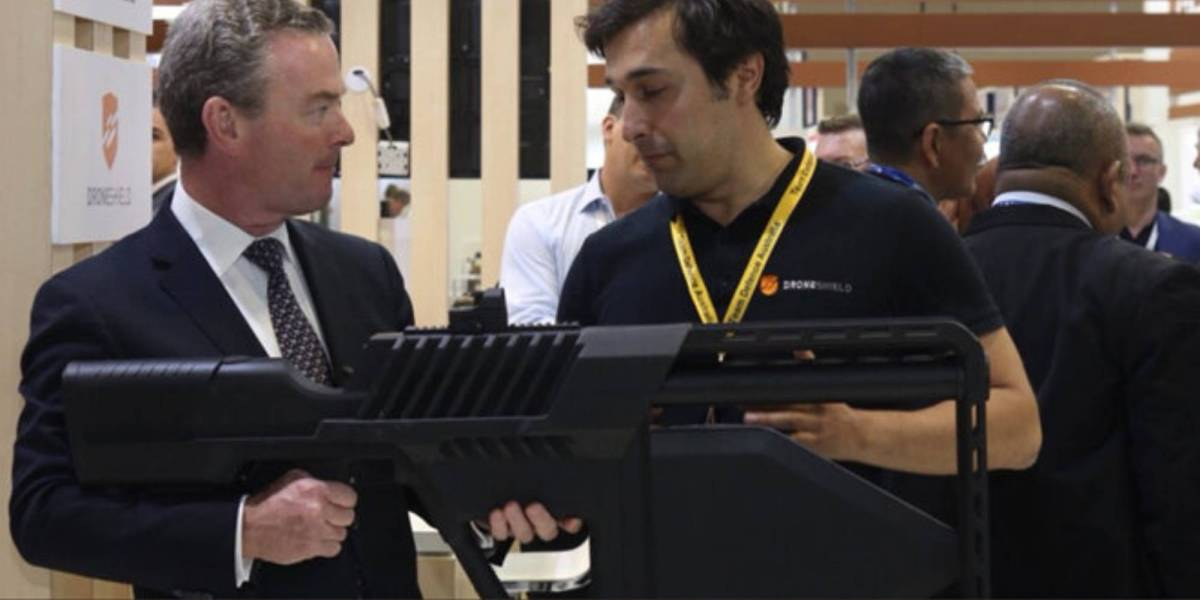 DroneShield Pyne and Partners