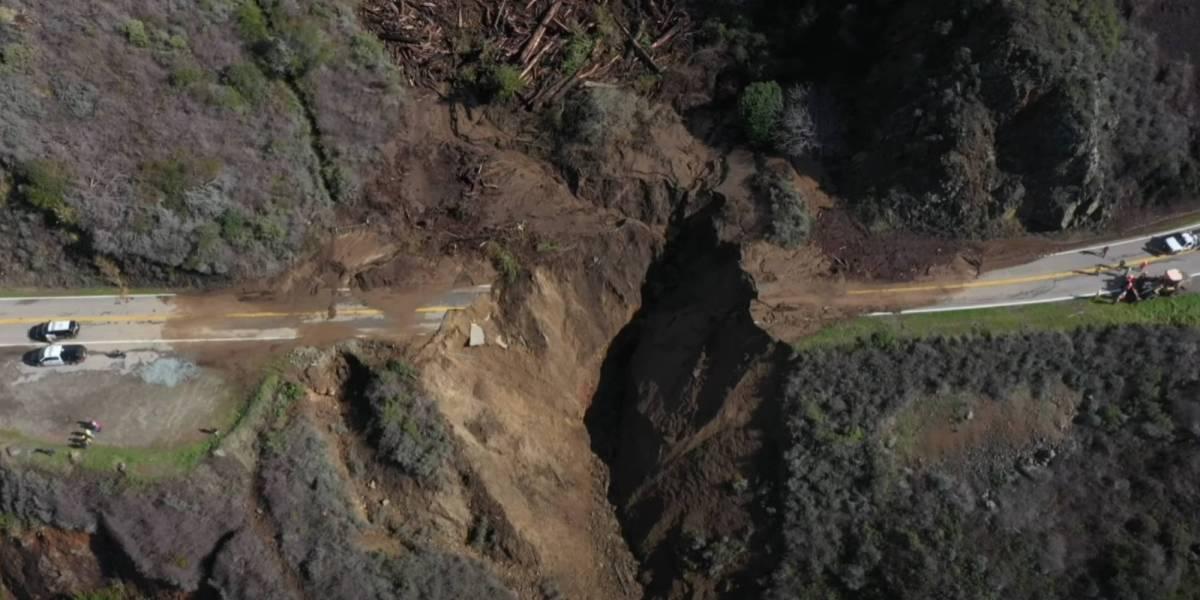 Drones Highway 1