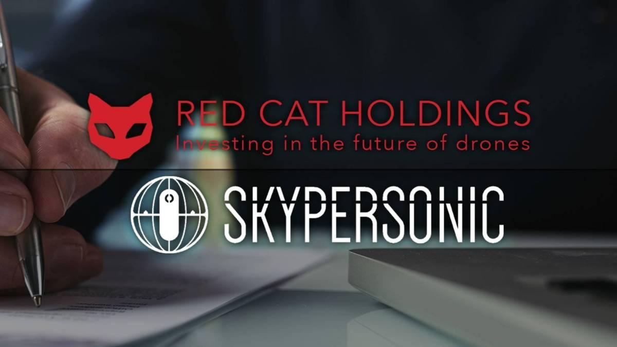 Fat Red Cat Skypersonic