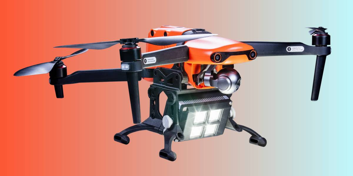 FoxFury D100 lighting EVO 2
