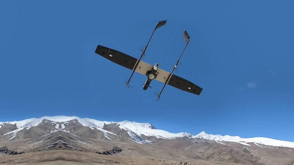 India ideaForge SWITCH UAV venture debt BlackSoil