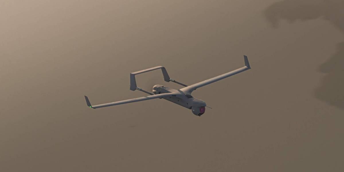 Insitu alleged used parts drones