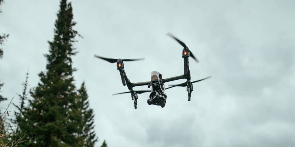 Missing Tennessee woman found drone