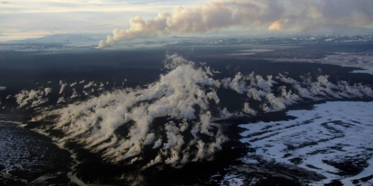 NASA's Mars drones Iceland