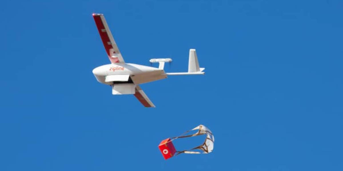 Pea Ridge Arkansas drone deliveries