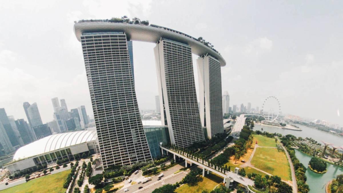 Singapore aren't residential drones