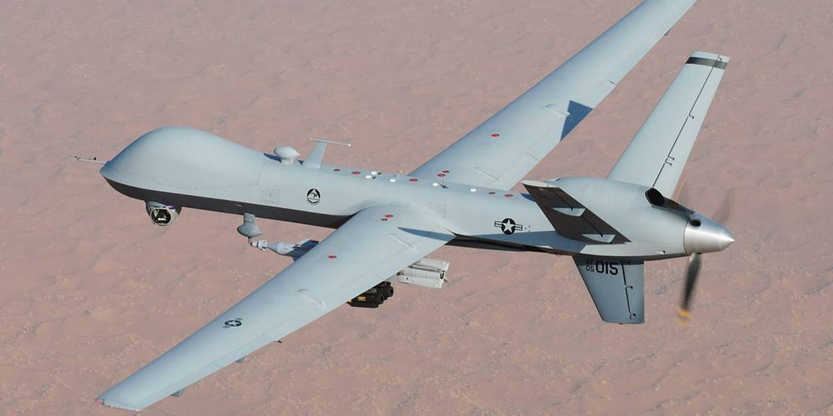 UAE 18 MQ-9 Reaper drones