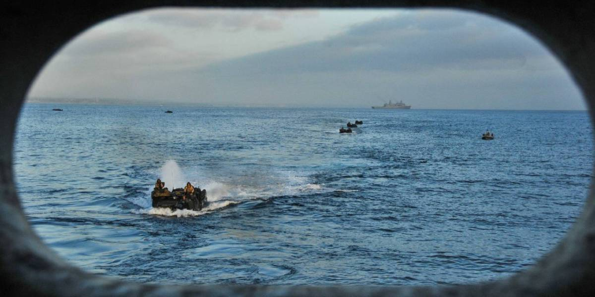 U.S. DoD's unmanned boat