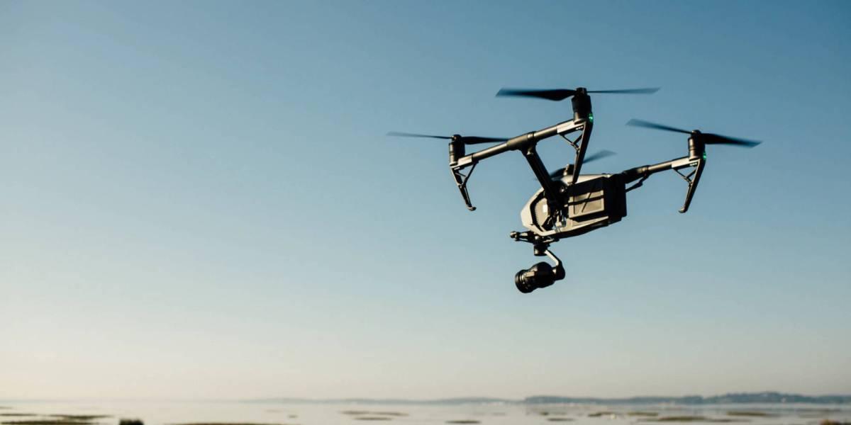 drone crashed Sydney