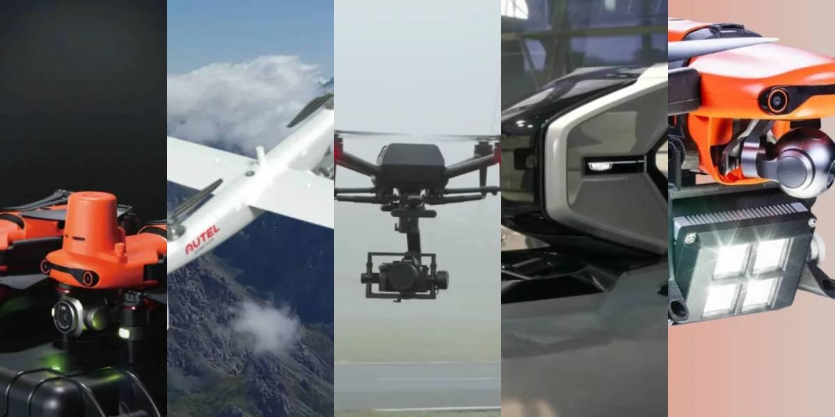 drones CES 2021