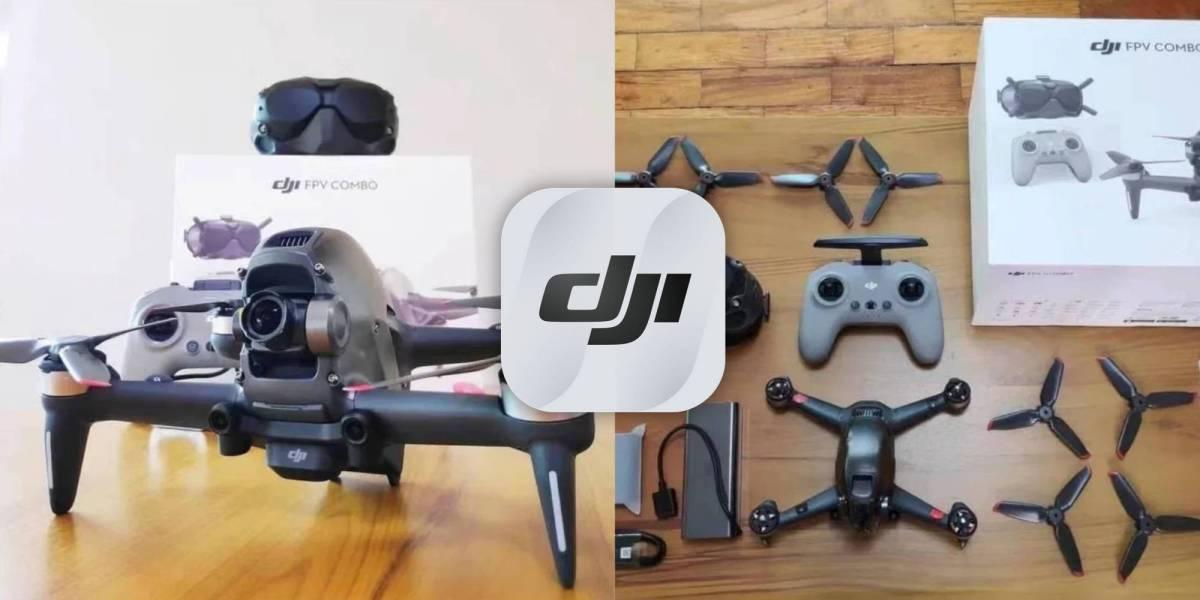 DJI's FPV drone app Fly