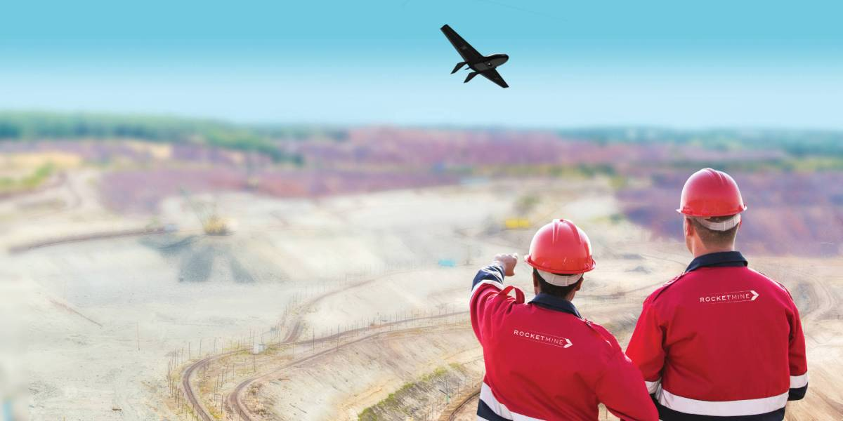 Delta Drone mining contract