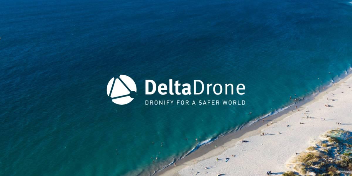 Delta Drone operations Zambia