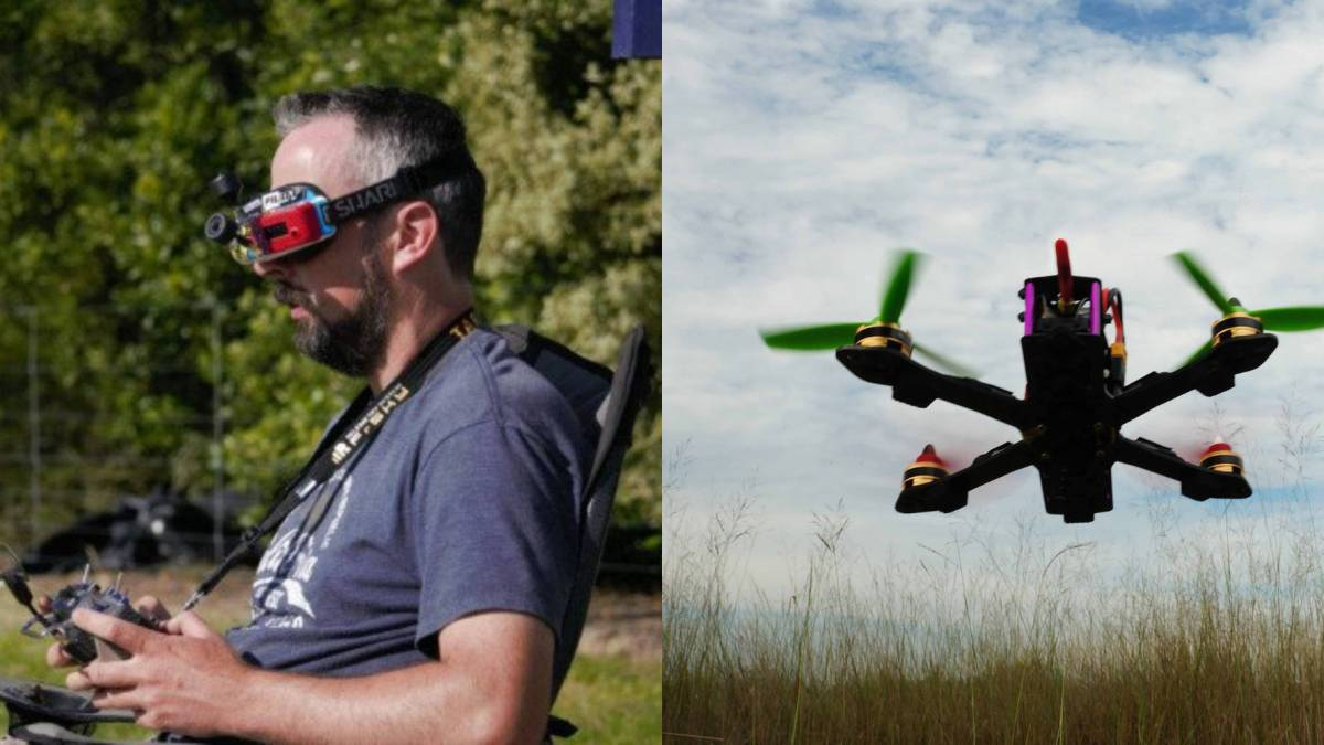 Drone Racing New Zealand's