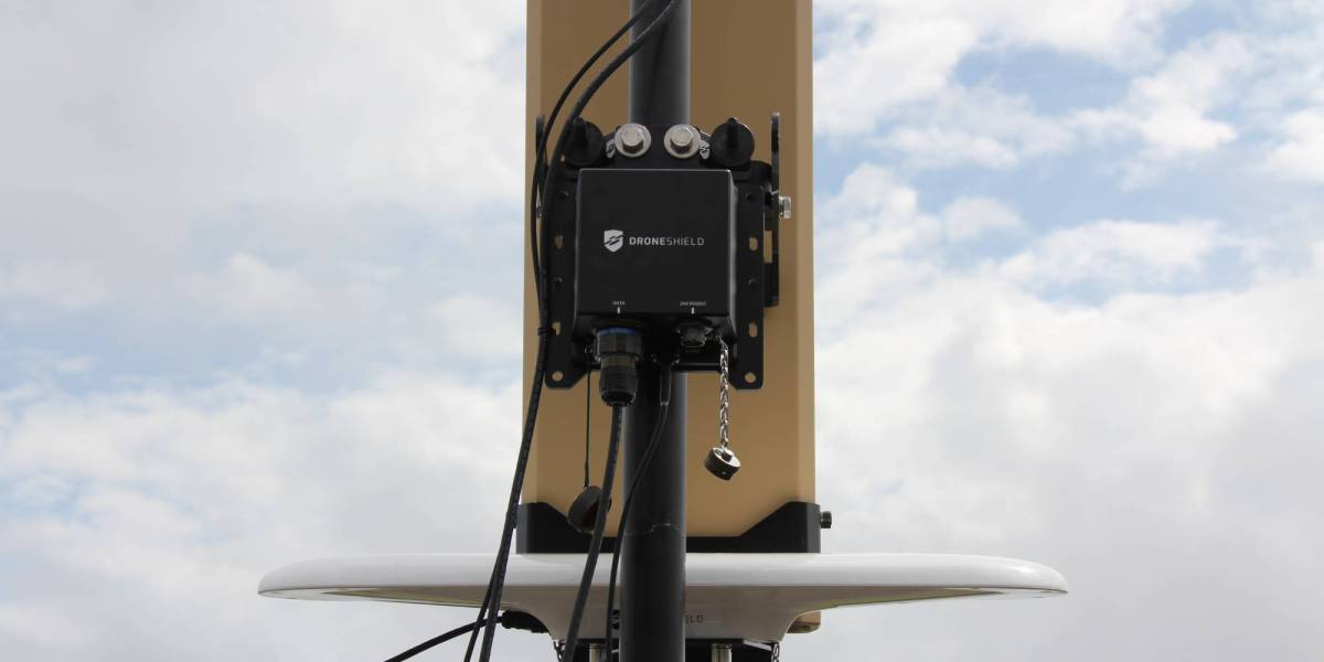 DroneShield ML AI-backed detection software