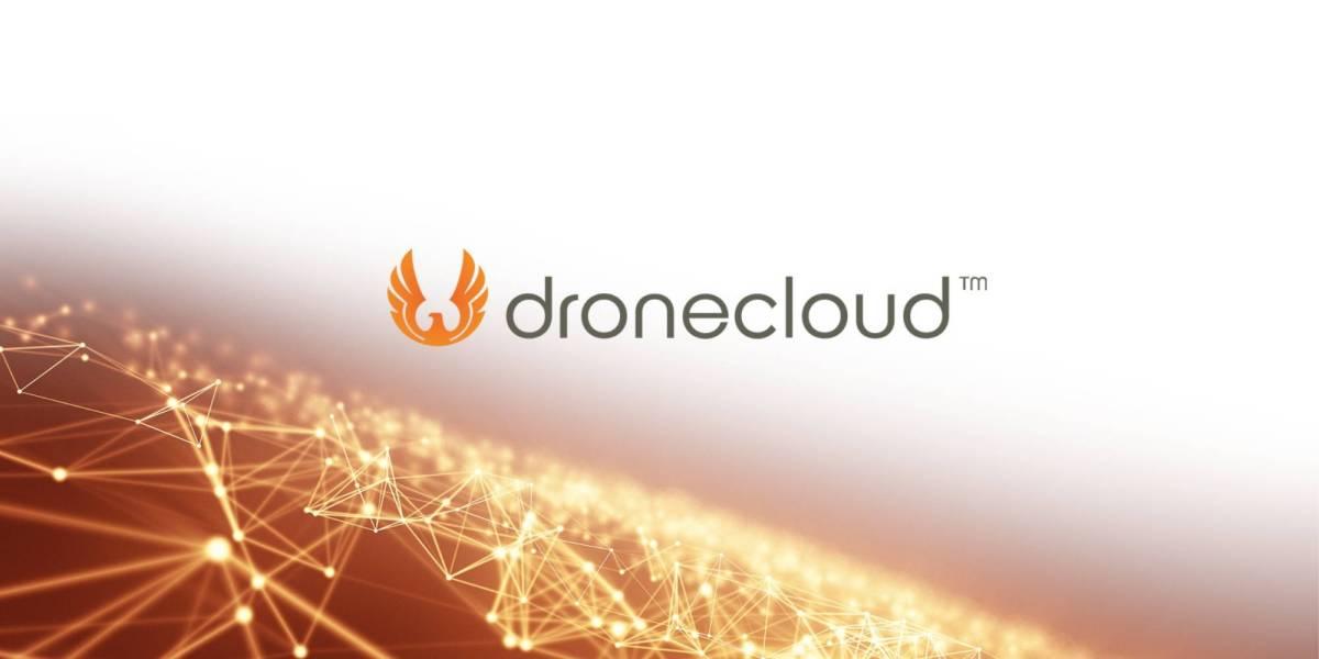Dronecloud Network Rail drone management